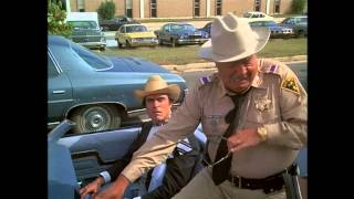 Smooky and the Bandit Best Scenes Sherrif Buford T Justice German HD