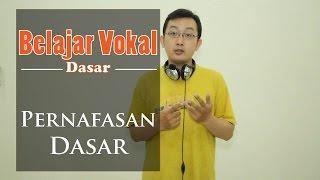 Belajar Vokal Dasar - Pernafasan Dasar