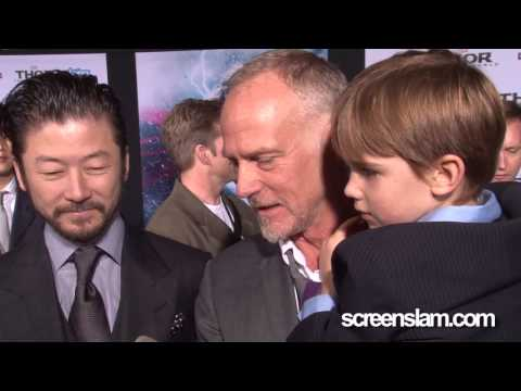 Thor: The Dark World: Exclusive   Director Alan Taylor talks about Tadanobu Asano