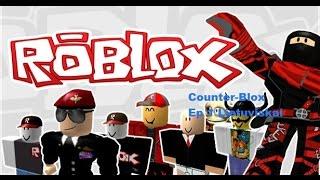 Counter-Blox: Roblox Offensive [Alpha] Ep 1 Lietuviskai