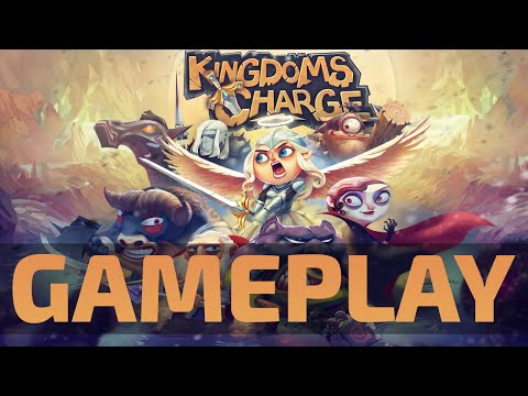 KINGDOMS CHARGE - ANDROID GAMEPLAY