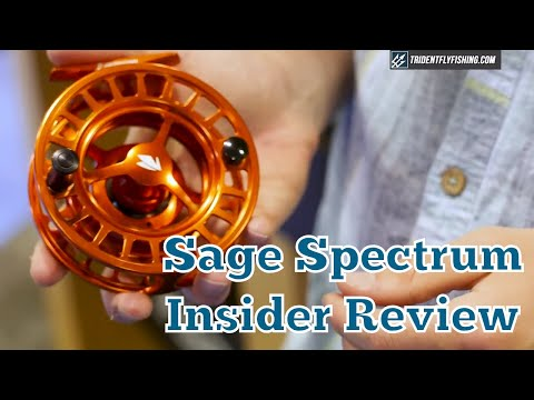 Sage Spectrum Fly Reel - Peter Knox Insider Review