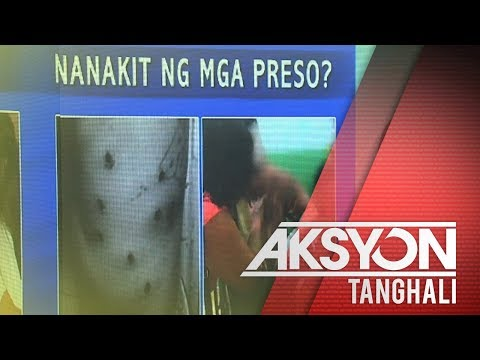 Inmates ng Metro Manila City Jail, sinaktan umano ng BJMP personnel