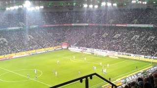 Borussia Mönchengladbach gegen Fc Schalke 04 am