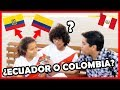 ¿Colombia O Ecuador? ¿Cuál Prefieren Los Peruanos? | Peruvian Life