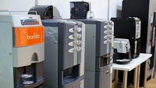 Кофе автоматы как бизнес(Рентабельность и перспективы кофейного бизнеса. Где выгодно поставить кофе-автоматы, чтобы они приносили..., 2015-08-18T13:10:45.000Z)
