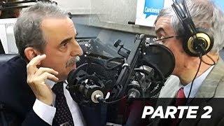 """""""El más corrupto de todos es Macri y usted no lo está dici..."""