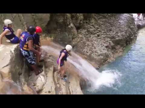 27 Waterfalls, Charcos Damajagua, Puerto Plata, Dominican Republic