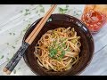 Quick Asian Noodles | SAM THE COOKING GUY