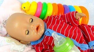 видео Беби бон   куклы Бэби Бон   Беби Борн одежда   Бэби Борн   Baby Born девочка - мальчик   купить в интернет магазине