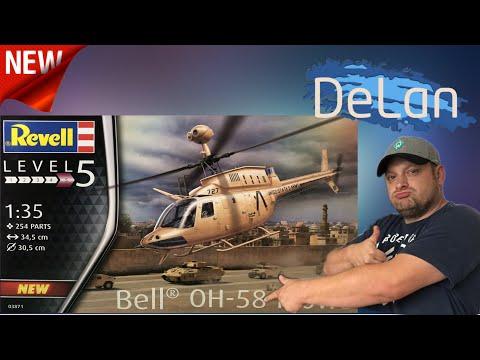 Revell OH-58 Kiowa 1/35