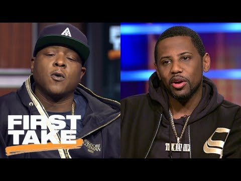 Jadakiss and Fabolous react to LeBron James calling himself 'King of New York' | First Take | ESPN