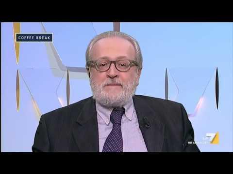 Prof Paolo Becchi vs Andrea Romano (PD) sul Monte dei Paschi: 'Andatevi a nascondere!'