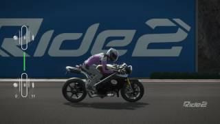 Ride 2 PS4P チャンネー装備でヴァレルンガ FBカリフォルニア ハード