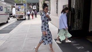 EXCLUSIVE - Priyanka Chopra in New York City during the Fashion Week