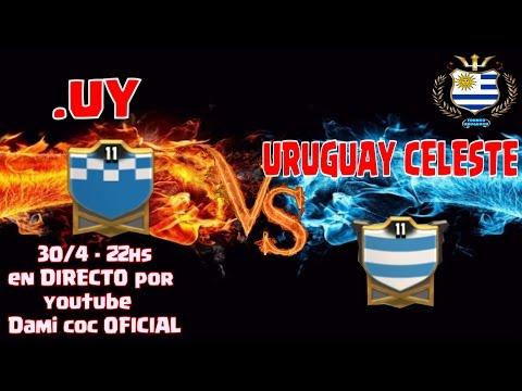 DIRECTO - .UY vs Uruguay Celeste - Copa Uruguaya de COC