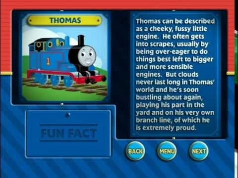 Character Cube Thomas YouTube