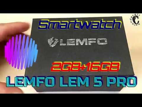 LEMFO LEM5 PRO/2GB + 16GB/AnTuTu Test/Phone Connection & etc.