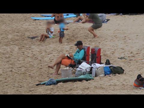 Iñaki Urdangarin disfruta del verano en Bidart