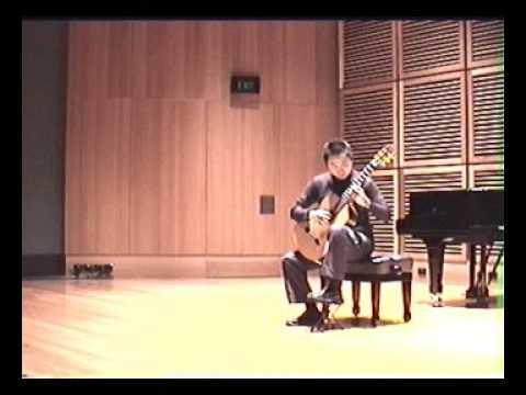 Nightshade Rounds by Bruce MacCombie - Eun Jae Lee, guitar