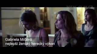 ČESKÝ LEV ZA ROK 2012 - Ocenění herci za nejlepší herecké výkony