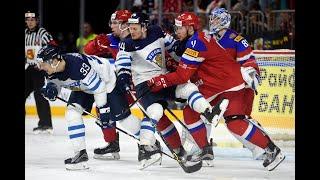 Хоккей ЮЧМ Юниорский чемпионат мира 2021 Россия Финляндия сыграют 06 05 2021 г