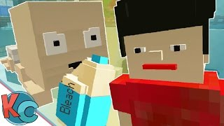 Minecraft: WHO'S YOUR DADDY - DON'T DRINK THE BLEACH!