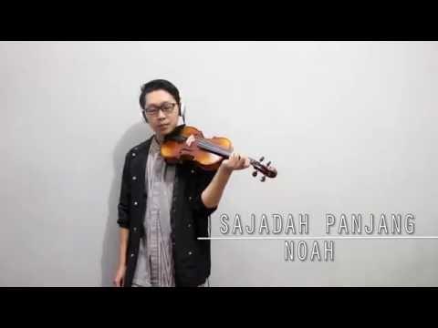 Noah - Sajadah Panjang  (Violin Cover by Rifqi Aziz)