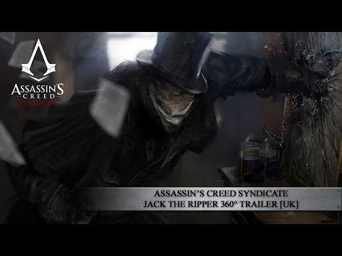 Go Face-to-Face With Jack The Ripper in This Interactive 3D Assassin's Creed Trailer