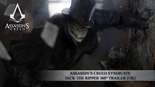 Скачать Assassin S Creed Syndicate Jack The Ripper 360 Trailer UK