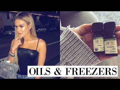 essential oil scam & slamming a woman into the whole foods freezer | DailyPolina