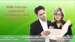 Forman Law Offices Wrongful Death Delray Beach