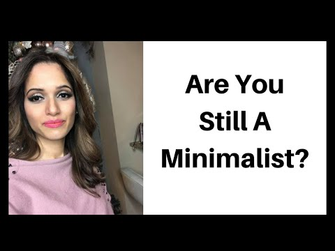 Are you still a Minimalist? Minimalism with Kids