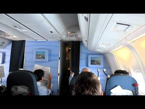 Condor Comfort Class - Frankfurt x Salvador (Brasil)