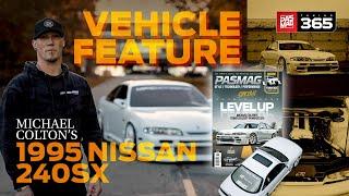 Level Up: Michael Colton's 1995 Nissan 240SX
