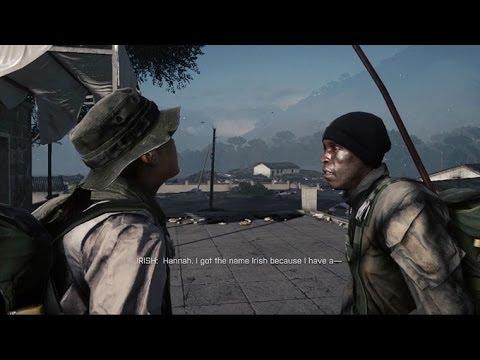 Download Battlefield 4 - Funny/Epic Scene with Irish - HD 1080p Ultra Settings