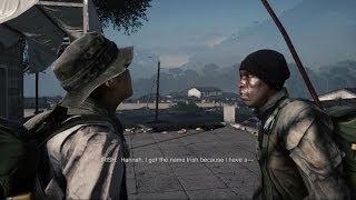 Battlefield 4 - Funny/Epic Scene with Irish - HD 1080p Ultra Settings