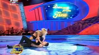 Andreea Balan & Petrisor Ruge - Tango / Dans contemporan