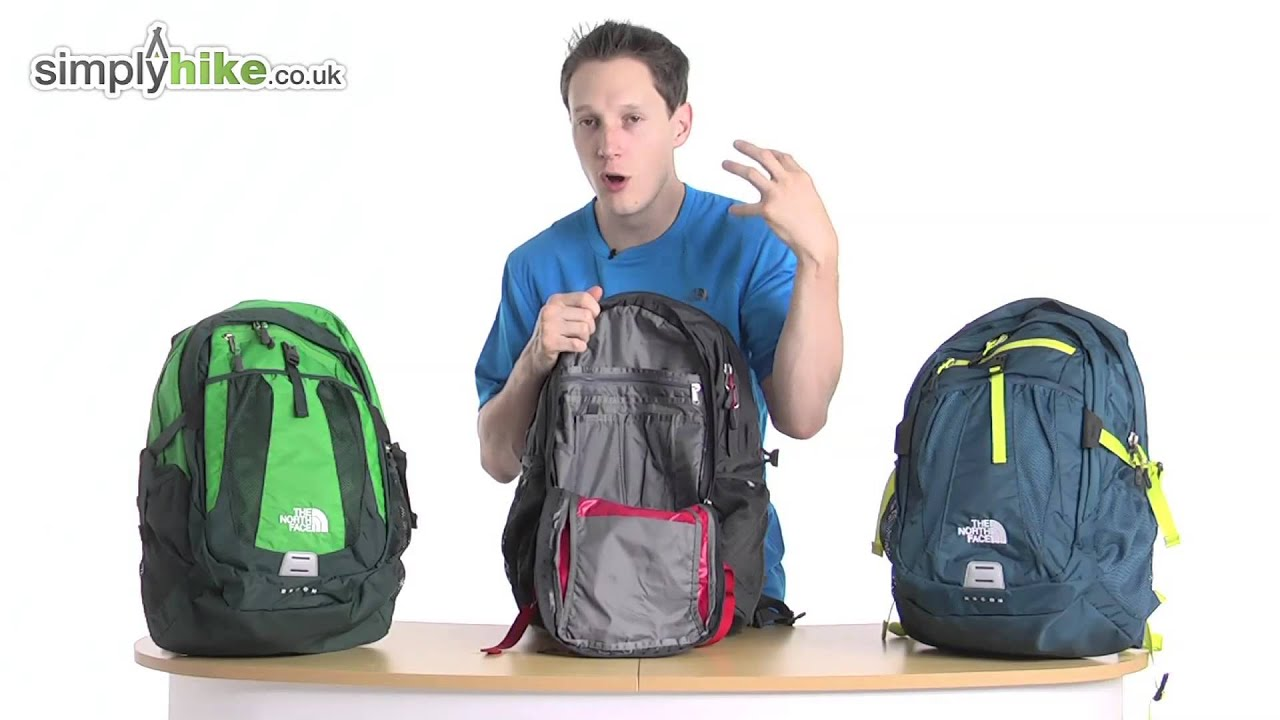 9b7a8819d The North Face Recon Rucksack - www.simplyhike.co.uk