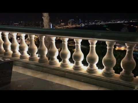 Baku Night Day 1   المبتكر للسفريات ( باكو- اذربيجان ) اليوم الأول