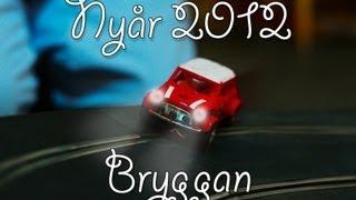 Nyårsafton 2012 på Bryggan