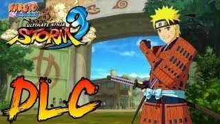 Naruto shippuden Ultimate Ninja Storm 3 school uniform pack DLC