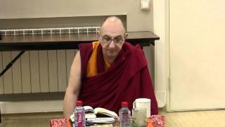 Досточтимый Лобсанг Намгьял, Как медитировать, ч.3 из 9