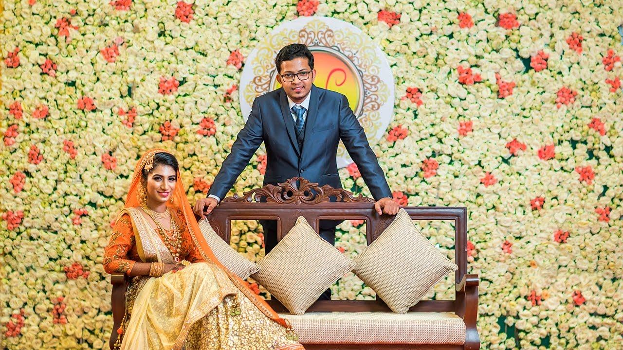 Kerala Best Muslim Wedding Highlights 2019 Shafeeja Nishal Youtube