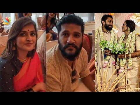 നടി-Mrudula Murali-വിവാഹിതയായി Remya Nambeesan, Vijay Yesudas | Latest Malayalam News