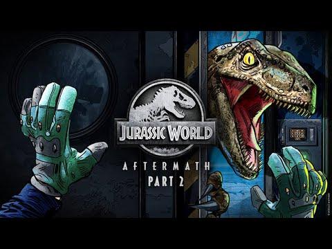 Jurassic World Aftermath : Part 2 - Official Trailer