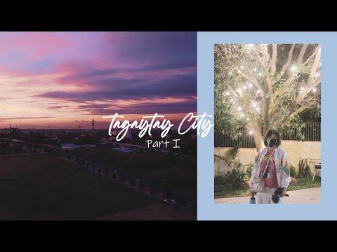 TRAVEL VLOG | TAGAYTAY D-1