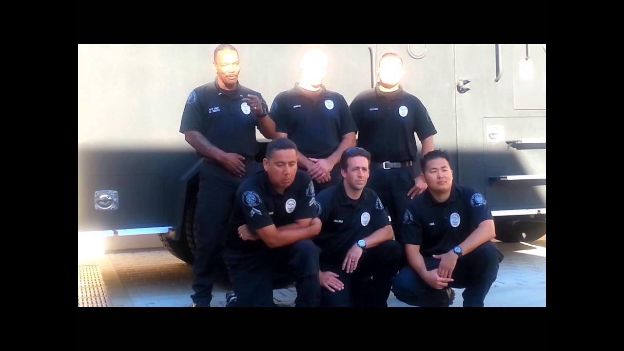 Port of la police ice challenge youtube for La port police