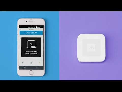 Square Reader for contactless and chip: Getting started guide (Australia)