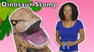 Dinosaur Stomp + More | Mother Goose Club Dress Up Theater